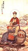 西方三聖:南無文殊菩薩