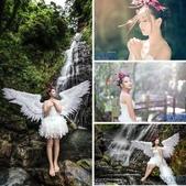 [婚攝] 婚紗攝影創作-五峰旗瀑布@桃園婚攝-婚禮攝影/優質婚禮攝影/婚攝推薦:相簿封面