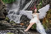 [婚攝] 婚紗攝影創作-五峰旗瀑布@桃園婚攝-婚禮攝影/優質婚禮攝影/婚攝推薦: