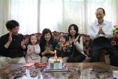 2011-November-2幸福的果實:11/20 阿公幫Dyaln慶生4歲 (3歲11個月)