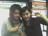 台中行~~~~~ 最愛外婆家!! >///:兩個姐姐~!!