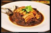 高雄美食:20121007高雄福容桌菜-梅乾扣珍肉