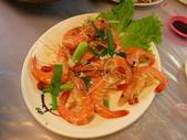 屏東美食:20090719墾丁鮮魚客棧-乾燒鮮蝦