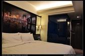 商務飯店住宿:20130707高雄雲端精緻旅館-503臥室