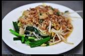 彰化美食:20120126員林夜市老五-豆芽韮菜