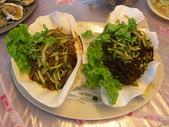 屏東美食:20090719墾丁鮮魚客棧-涼拌雙拼