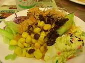 基隆美食:20090726基隆歡樂牛排-沙拉吧1