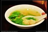 台北美食:20121213北市珍對味麵食坊-餛飩湯