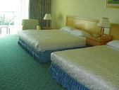 五星旅館住宿:20090719墾丁福華飯店(4217四人房) -臥室1