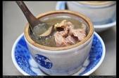 彰化美食:20120126員林夜市老五-香菇排骨湯