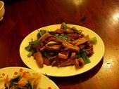 新竹美食:20090102北埔食堂-客家小炒