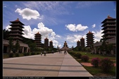 高雄旅遊:20130707高雄佛陀館3