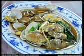 桃園美食:20110724桃園竹圍漁港石龍海產店-海瓜子