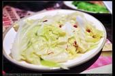 台中美食:20130309新社菇菇部屋風味餐-高麗菜