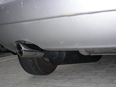 四輪傳承:20090428 Supersprint汽車排氣管2