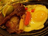 基隆美食:20090726基隆歡樂牛排-海陸排餐