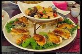 宜蘭美食:20110306宜蘭泓祥川菜-鮮三脆&焗烤生蠔