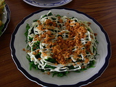 苗栗美食:20080511苗栗大湖山水居-涼拌過貓
