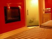 汽車旅館:20090720台南假日汽車旅館706香奈兒四人房-臥室2