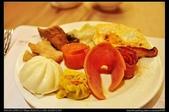 五星旅館住宿:20121007高雄福容大飯店早餐1