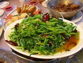 屏東美食:20090719墾丁鮮魚客棧-炒青菜