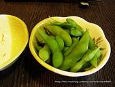 台北美食:20091017台北椿梅屋-毛豆