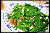 嘉義美食:20120724嘉義民雄鵝肉亭-炒青蔥