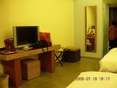 五星旅館住宿:20080719台東鹿鳴508四人房-房間2