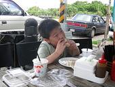 屏東美食:20090720墾丁橘子早餐吧3