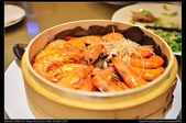 高雄美食:20121007高雄福容桌菜-原籠荷葉蝦
