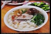 苗栗美食:20121120三義賴新魁麵館-粄條