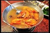 南投美食:20130212埔里牛相觸花園餐坊-紹興醉鮮蝦