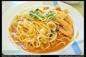 雲林美食:2110705雲林斗六義堤義式餐坊-海鮮麵
