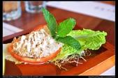 新竹美食:20130515尖石薰衣草森林-鮪魚羅蔓沙拉