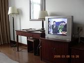 大陸住宿:20090308寧波北侖泰山賓館1