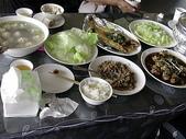 南投美食:20060710清境雲舞樓擺夷餐