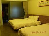 五星旅館住宿:20080719台東鹿鳴508四人房-房間1