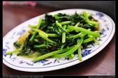 苗栗美食:20130728南庄英姊小吃店-青菜
