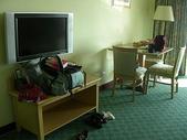 五星旅館住宿:20090719墾丁福華飯店(4217四人房) -臥室2