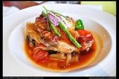新竹美食:20130515尖石薰衣草森林-薰衣草蜜汁嫩雞