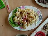 嘉義美食:20080706嘉義觸口阿和甕仔雞-蝦球