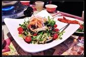 台中美食:20130309新社菇菇部屋風味餐-日式沙拉