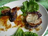 宜蘭美食:20090617三星田媽媽蔥蒜館-茄咬蔥2