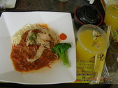 新竹美食:20090129北埔綠世界生態農場7