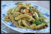 桃園美食:20110724桃園竹圍漁港石龍海產店-旗魚肚