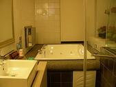 汽車旅館:20090720台南假日汽車旅館706香奈兒四人房-浴室
