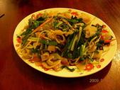 新竹美食:20090102北埔食堂-干炒板條