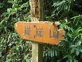 嶐嶐山,荖蘭山,嶐嶐古道:IMGP1531.JPG