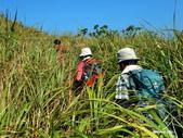 104/09/19 金瓜石_俯瞰稜、黃金池、黃金洞、煙囪稜、六坑索道:DSCN7992.jpg