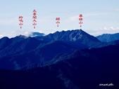 102/06/21~23 品田池有觀山:DSC_3772眺望鈴嗚山、鋸山、畢祿山及後面的太魯閣大山T.jpg
